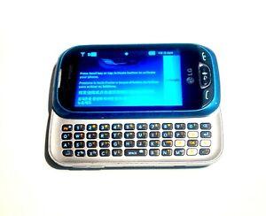 LG  LG-VN280  Blue Extravert 2 Verizon Slider Cellular Phone Super Fast Shipping