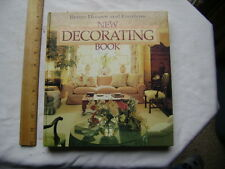 Better Homes and Gardens New Decorating Book. 1990. Large Hardcover.