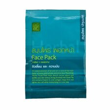 15g Patummas Face pack with Green tea and Collagen fon Anti acne and Blackhead