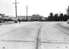 Photo. ca 1931. California. Road to Orange County Hospital