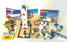 LEGO System 6456: Mission Control Not Complete 4 Manuals Town Space Port