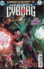Cyborg #10 (NM)`17 Semper/ Conrad  (Cover A)