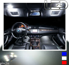 PACK LED BMW E84 X1 13 Ampoules Blanc plafonnier Habitacle coffre boite a gants