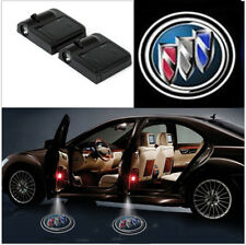 2Pcs Car Door Welcome Projector LED Lamp Wireless Spotlight Universal for Buick