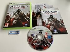 Assassin's Creed II 2 - Microsoft Xbox 360 - PAL FR - Avec Notice