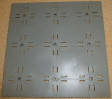 Triang Arkitex 1/42 scale 9 hole base plate
