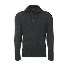 Tommy Hilfiger Herren-Pullover mit Knöpfen
