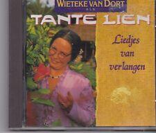 Wieteke Van Dort-Tante Lien cd album