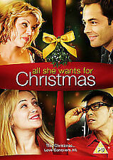 All She Wants For Christmas [DVD]  2000   Brand New & Sealed