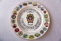 1982 ASLEF Southern Commemorative Railway China Plate Railwayana