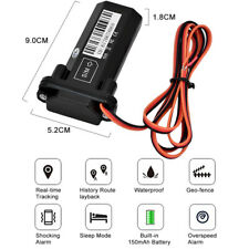 Realtime GPS GPRS GSM Tracker For Car/Vehicle/Motorcycle Spy Tracking Device I