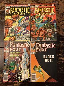 Fantastic Four #130, 149, 288, 294 - 2nd App. Thundra (Marvel) Free Combine Ship