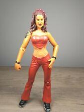 WWF WWE Elite Jakks Pacific Diva Lita Titan Tron Live Action Figure Mail Away