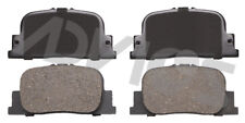 Disc Brake Pad Set-Oe Rear ADVICS AD0835