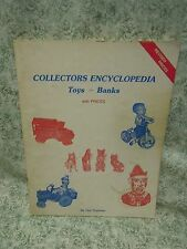 "TOY guide book, pb: ""Collectors Encyclopedia: Toys - Banks""   rm-304"