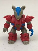 1987 Hasbro Battle Beasts Powerhouse Mouse Series 2 #38 Figure Toy w/ No Rub