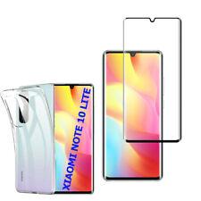 "Para Xiaomi Mi Note 10 Lite 6.47"" Vidrio Lámina Templado Protector de Pantalla"