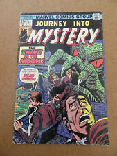 Journey Into Mystery (vol 2) 14 . Marvel 1975 . VG