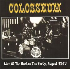 "Colosseum:  ""Live At The Boston Tea Party 1969 + 4 Bonustracks""  (CD)"
