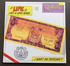 "THE WILDHEARTS - If Life Is Like A Lovebank 10"" Vinyl Record VG 1995 4 Tracks"