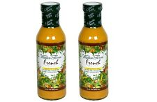 Walden Farms ZERO Calorie Salad Dressing Creamy French 2 Pack Calorie FREE