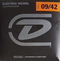 Jeu de cordes DUNLOP Performance 9/42 nickel - guitare électrique