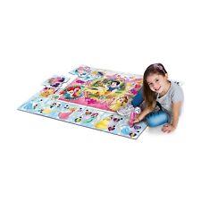 Clementoni 61624 Disney Princess Interactive Giant Floor Puzzle Mat With Pen