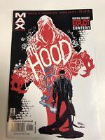Hood (2002) # 1 (NM) 1st App