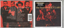 THE CLASH / THE STORY OF THE CLASH (Volume 1) / 2CD ALBUM  (1999) Greatest Hits