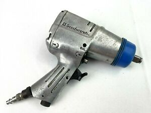 """GM Goodwrench 2500 1/2"""" Super Duty Pneumatic Impact Wrench 90 PSI General Motors"""