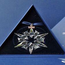 swarovski   Christmas star  ornament 2007