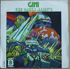 "GINI ""THE GREEN MAGIC'S  45 TOURS"