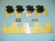 Ford Modular 4V Coil Bracket Adapters Big Stuff 3 LS Truck Coils