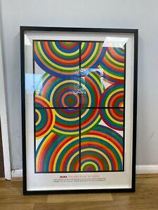 King & MacGraw Sol LeWitt Moma 2000 Museum Poster Framed Artwork RRP £300
