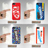 Coque pour , Honor, Chocolat, Silicone, Doux, Biscuits, Candy Bonbons