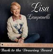 LISA LAMPANELLI - BACK TO THE DRAWING BOARD [PA] [DIGIPAK] * NEW CD