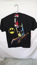 New NWT Vintage 1989 Batman t shirt dc comics black big graphic tee size XL