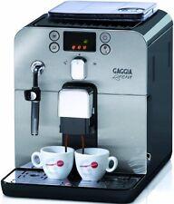 Gaggia Brera RI9305/11 Macchina per il caffè, Nero/Argento (C8k)