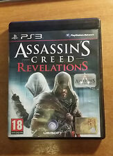 ASSASSIN'S CREED REVELATIONS - SONY PLAYSTATION 3 - 2011