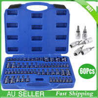 "1//4/"" Hex Bit Set 100 Piece kit T /& E tools T1000 NEW SPECIAL PRICE"
