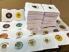 "lot of 220 Rock/ Pop / Disco & Unknown 7"" singles - 45 Rpm Records - 70s & 80s"