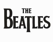 The Beatles Music Vinyl Die Cut Car Decal Sticker - FREE SHIPPING