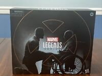 Marvel Legends Series X-Men Marvel's Logan and Charles Xavier 2 Pack Figure SDCC