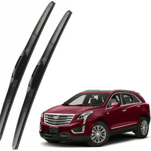 Genuine OEM Front Windshield Wiper Blades For 2017-2022 Cadillac XT5 Full Series