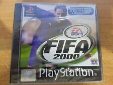 PSX SONY PLAYSTATION SEALED FIFA 2000 - EASPORTS SLES023119 ITA