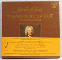 Bach - Das Kantatenwerk - 2 LP Box set Telefunken 6.35283 N/MINT
