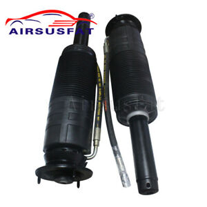 Pair Front Hydraulic ABC Suspension For Mercedes W220 W215 S CL Class 2000-2006