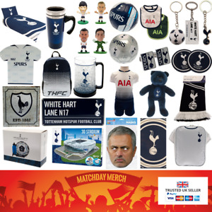 Tottenham Hotspur FC Spurs Official Gift Idea Selection For Christmas & Birthday