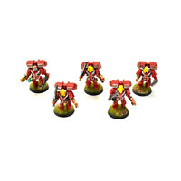 BLOOD ANGELS 5 assault marines / squad #3 Warhammer 40K