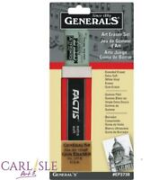 General's Art Eraser Set